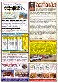 Agenda de Eventos, Município de Olh oã - a melhor opção - revista - Page 6