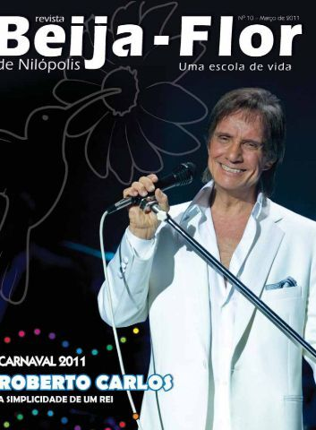 Revista 2011 - Beija-Flor