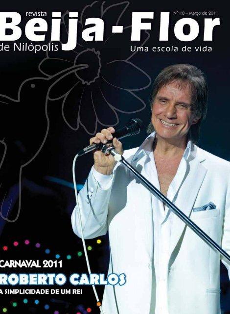 ELAS ROBERTO DVD BAIXAR 2009 CANTAM CARLOS
