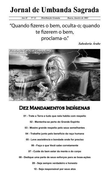 Ano 2 Ed 021 Jan 2002 - Colégio Pena Branca
