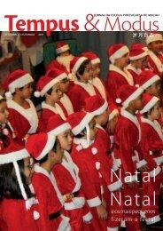 Edição 28 - Escola Portuguesa de Macau