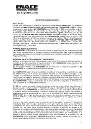 CONTRATO DE COMPRA-VENTA A PLAZOS