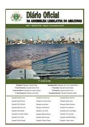 Edição 062 - Assembléia Legislativa do Estado do Amazonas
