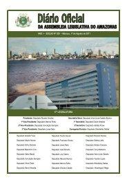 Edição 029 - Assembléia Legislativa do Estado do Amazonas