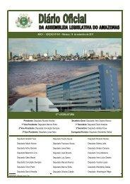 Edição 041 - Assembléia Legislativa do Estado do Amazonas