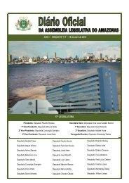 17ª LEGISLATURA - Assembléia Legislativa do Estado do Amazonas