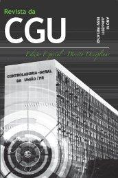 Edição Especial - Controladoria-Geral da União