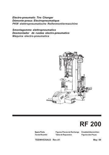 RF 200 - Snap-on Equipment