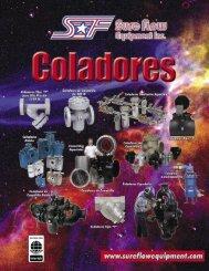 Coladores Tipo - Sure Flow Equipment Inc