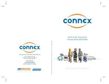 Catálogo Linha de Produtos Connex 2010