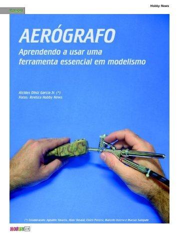 Aerografo I - Hobby News