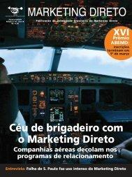 Revista Marketing Direto - Número 95, Ano 10, Fevereiro - Abemd
