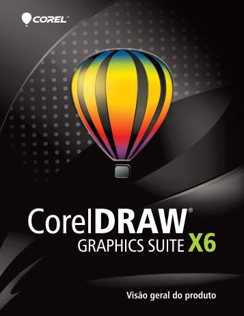 CorelDRAW Graphics Suite X6 Reviewer's Guide (BR)