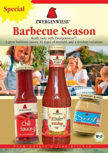Special Barbecue Season - Zwergenwiese