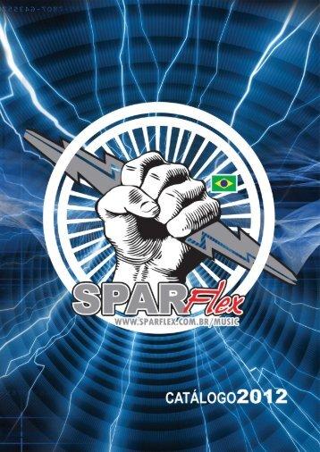 Baixar catálogo 2012 em PDF - Sparflex