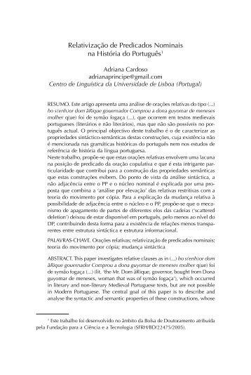 Documento (.pdf) - Universidade do Porto