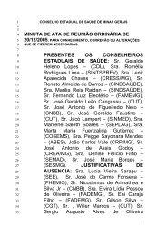 Ata da R O 20 12 2005 para correção - Secretaria de Estado de ...