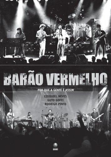 Trecho do livro - Globo Livros