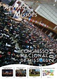 Revista de Missões Edição Especial - Secretaria Geral de Missões