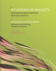 Situations of Fragility. Challenges for a European Response - ecdpm