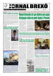 Manoel Bernardes diz que dinheiro para pagar ... - Jornal Brexó