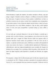 Estado de S.Paulo Mundo, vasto mundo Eliana Cardoso Falta ...