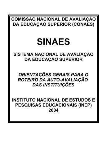 SINAES - Udesc