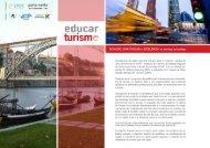 Consulte aqui o folheto informativo - Turismo de Portugal