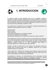 Cartilla Reciclaje - Observatorio Ambiental de Bogotá