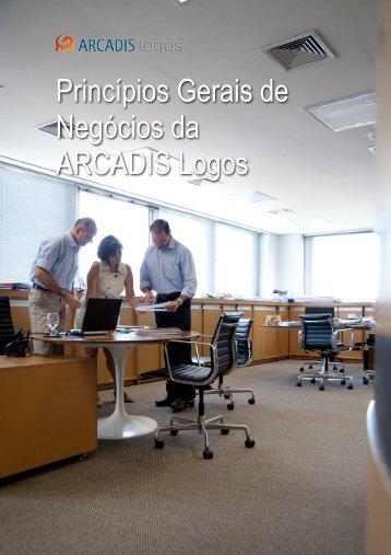 Princípios Gerais de Negócios da ARCADIS Logos