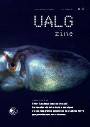 UALGzine #0 - Universidade do Algarve