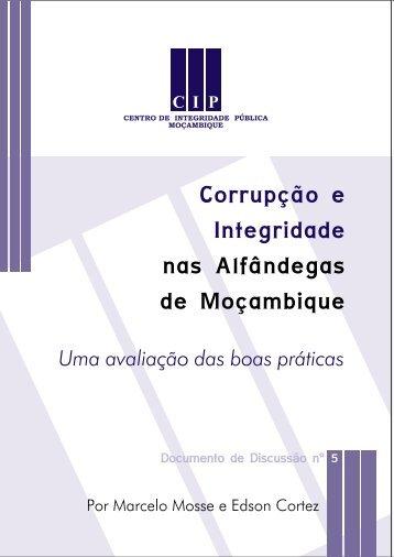 Corrupção e Integridade nas Alfandegas.pdf - CIP