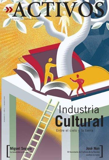 Cultural - Cámara Española de Comercio de la República Argentina