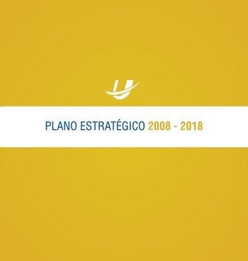 PLANO ESTRATÉGICO 2008 - 2018 - Fundação Universa