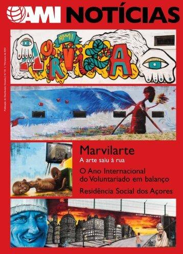 AMINotícias Nº 55 - 1º Trimestre de 2012