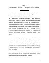 23 CAPÍTULO 3 DISEÑO Y FABRICACIÓN DE UN ... - Cybertesis