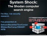 System Shock: