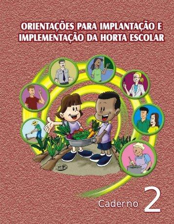 Orientações para Implantação e Implementação da ... - Cecane SC
