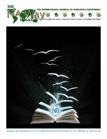 NA Way Magazine - Narcotics Anonymous