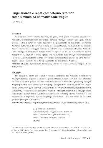 revista filosofia nº 1.indd - UERN