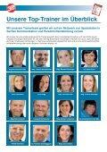 Trainingsprogramm 2012 - 3e AG - Seite 4