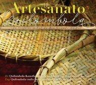 De Quilombola-Kunsthandwerk im Süden von Rio Grande do Sul ...