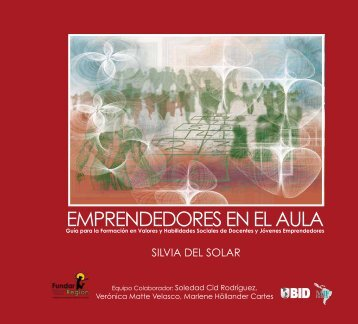 EMPRENDEDORES EN EL AULA - Emprendimiento e Innovación ...