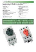 Hutschienenlastschalter -lastumschalter - 3-K-Elektrik - Seite 2