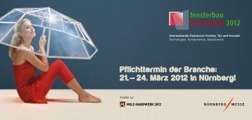 Download PDF - fensterbau/frontale