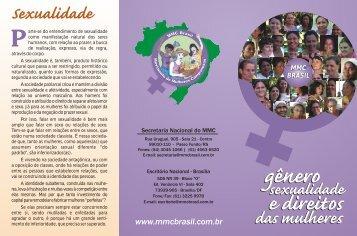 Gênero, sexualidade e direitos das mulheres