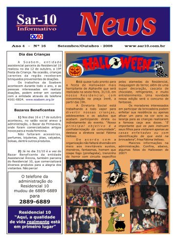 Sar-10News - Residencial 10
