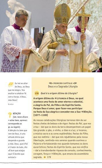 Deus e a Sagrada Liturgia