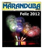 Maranduba, 27 de Dezembro de 2011 - Jornal Maranduba News