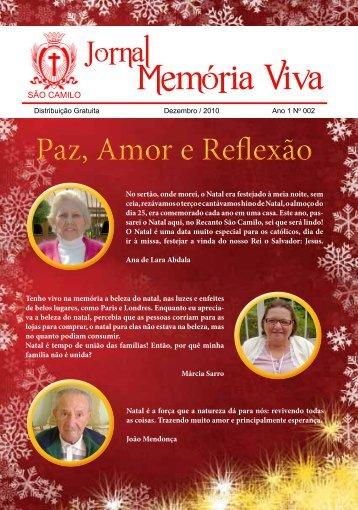 Memória Viva - Recanto São Camilo